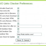 AIO Links Checker
