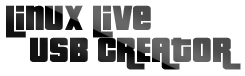 LinuxLive USB Creator 2.8.13