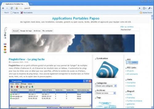 Google Chrome Portable 68 0 3440 106 | pon fr